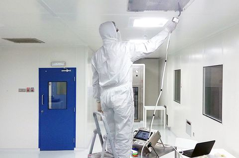 When should I replace Hepa Filter, Ulpa filter in cleanroom?