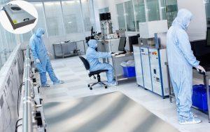 Ứng dụng của FFU trong phòng sạch điều chế Dược phẩm