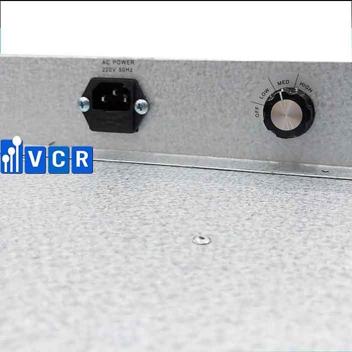 FFU VCR 1175