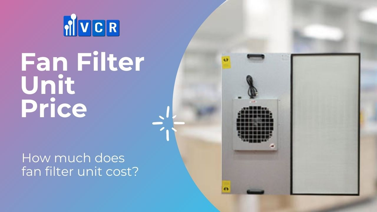 fan filter unit price