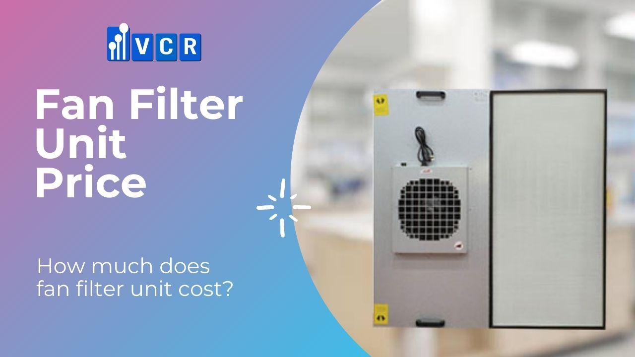 fan filter unit price