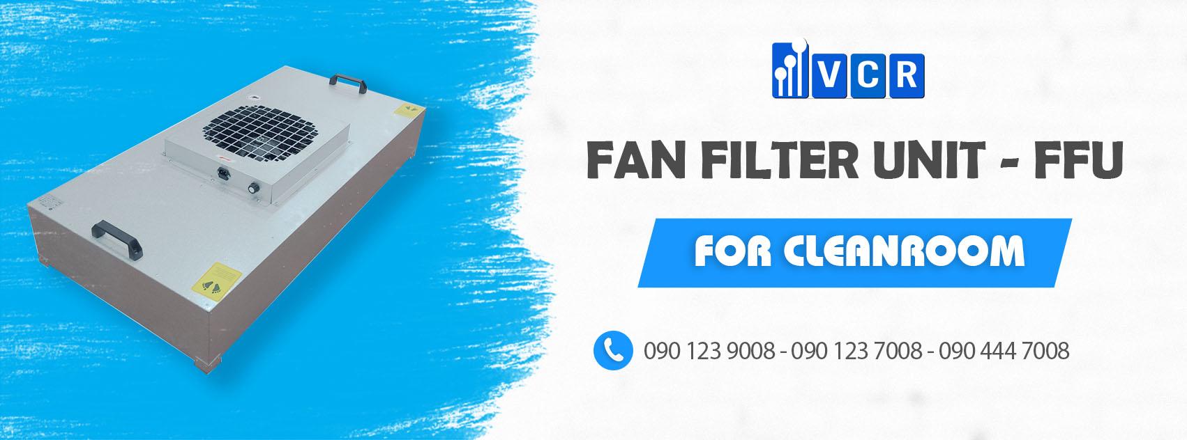 fan filter unit clean room